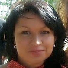 Dagnija felhasználói profilja