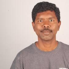 Balaji felhasználói profilja