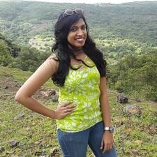 Profil utilisateur de Jhansi