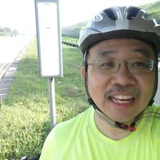 Henkilön Siew Cheong käyttäjäprofiili