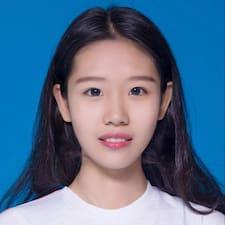 Perfil do usuário de 晗玥
