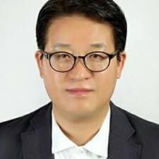Användarprofil för Kwanghyun
