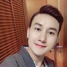 Thành Tân felhasználói profilja