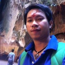 Profilo utente di Weerapong