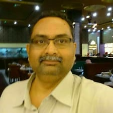 Ashwin Kumar - Uživatelský profil