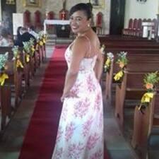 Profil utilisateur de Jaciara De Oliveira Silva