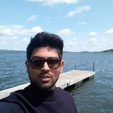 Profilo utente di Pruthviraj