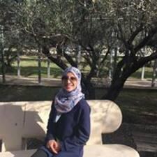 Profil Pengguna Wafa
