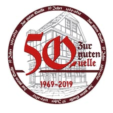 Perfil do usuário de Gasthof Zur Guten Quelle