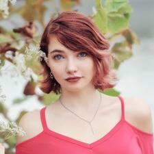 Meredith felhasználói profilja