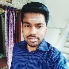 Nutzerprofil von Shyam