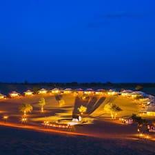 Samsara Desert Camp & Resort Kullanıcı Profili