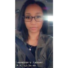 Profil utilisateur de Vannessa
