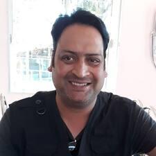 Umesh felhasználói profilja