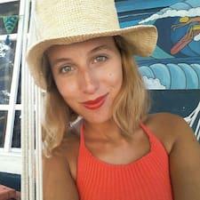 Profil utilisateur de Melina Jazmín