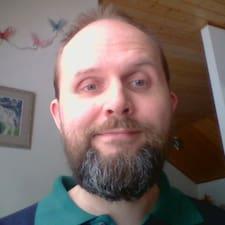Jouko felhasználói profilja