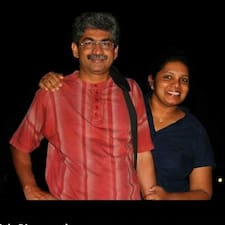 Anil And Priyanthie User Profile