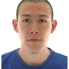 Profil korisnika Jun Rong