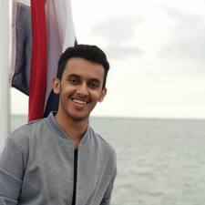 Abdullah felhasználói profilja