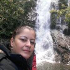 Cenaida felhasználói profilja