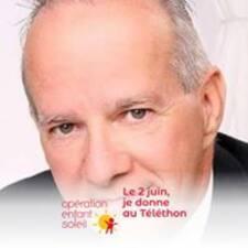 Profilo utente di Réjean