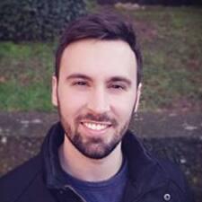 Jordi felhasználói profilja