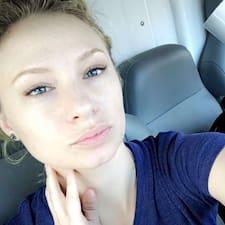 Katerina felhasználói profilja