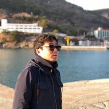 Perfil de l'usuari Joonwoo