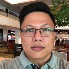 Profil utilisateur de Chad Anthony