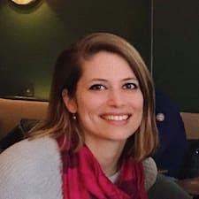 Aimée felhasználói profilja