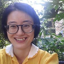 Eunyoung felhasználói profilja