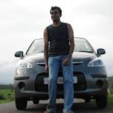 Användarprofil för Moulieswaran