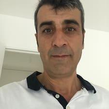 Profil utilisateur de Velat OZER