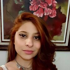 Profil Pengguna Patrícia