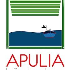 Apulia的用戶個人資料