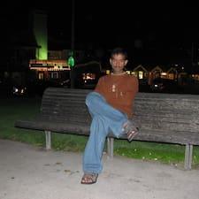 Profil utilisateur de Girija Kumar