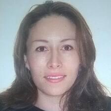 Användarprofil för Mary Luz