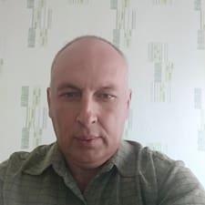 Användarprofil för Игорь