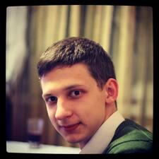 Кир User Profile