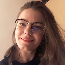 Amélie - Uživatelský profil