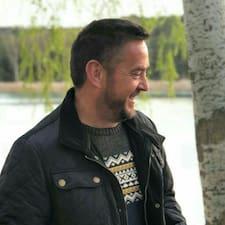 Profil utilisateur de José Joaquín