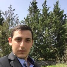Konstantinos - Uživatelský profil