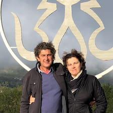 Cosimo & Maree Brugerprofil