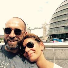 Giorgia & Enzo — суперхозяин.