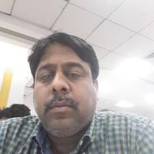 Profil utilisateur de Ravindra