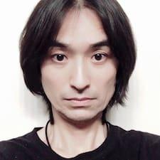 Henkilön Koichi käyttäjäprofiili