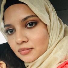 Profilo utente di Rukhsana