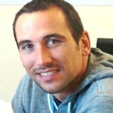 Thibaud felhasználói profilja
