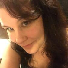 Lainie felhasználói profilja