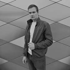 Dovydas felhasználói profilja